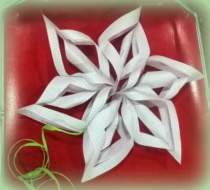 Join us at the Learning Lodge to make beautiful paper stars and enjoy the winter forest.