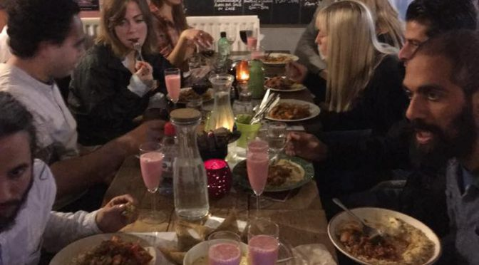 Hornbeam's Pop-Up Supper Clubs