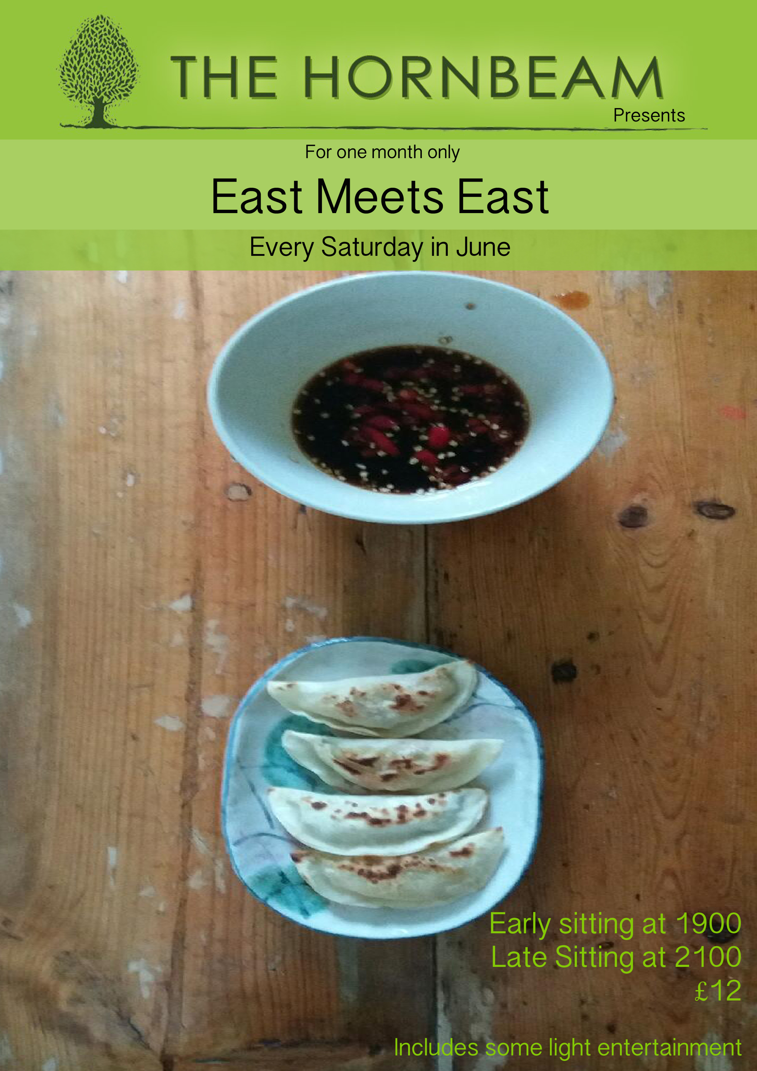 East Meets East Supper Club