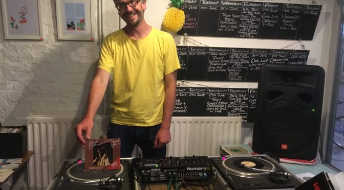 Dj Nights and Open Decks are two Hornbeam Nights events