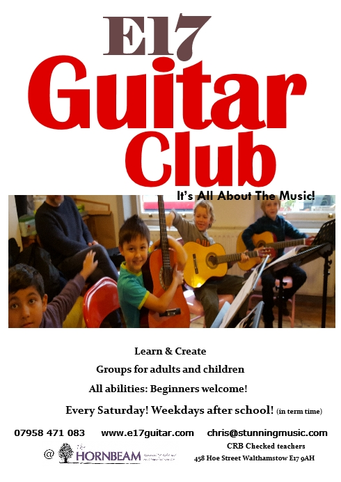 E17 GUITAR CLUB SEPT 2019